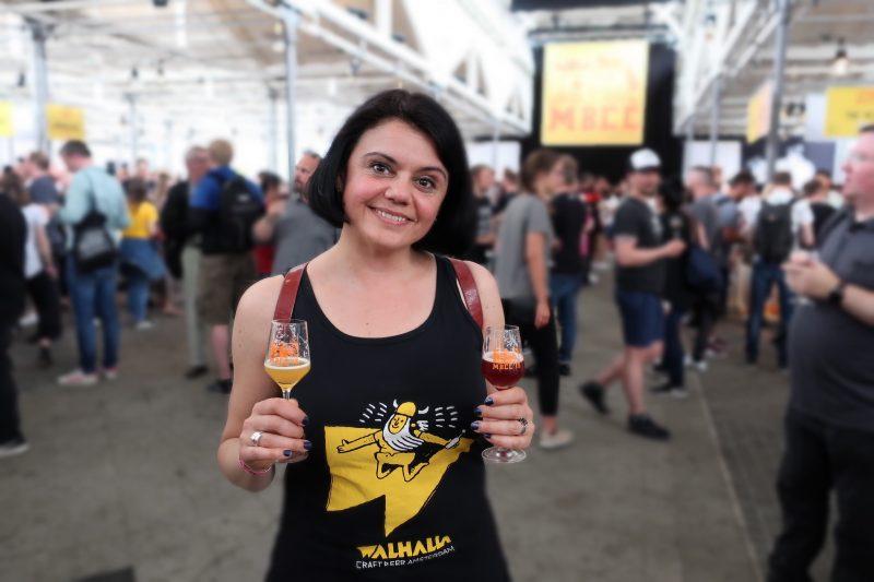 Promoting Dutch craft beer in Copenhagen