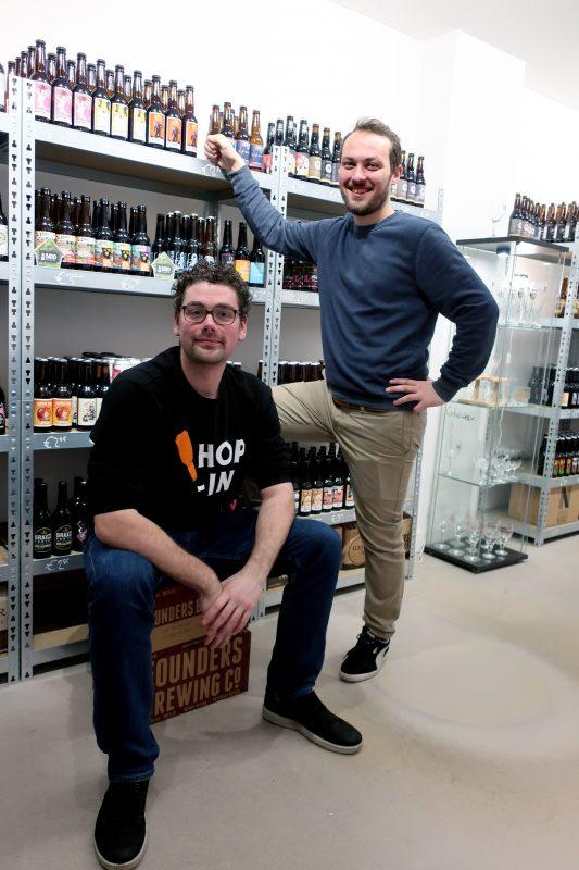Hop-In Beer Store