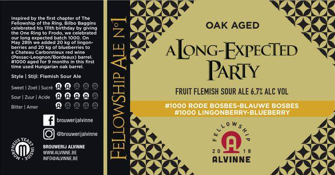 Alvinne Long-Expected Party