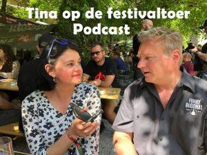 010 Beer Blog Podcast Tina op de festivaltoer