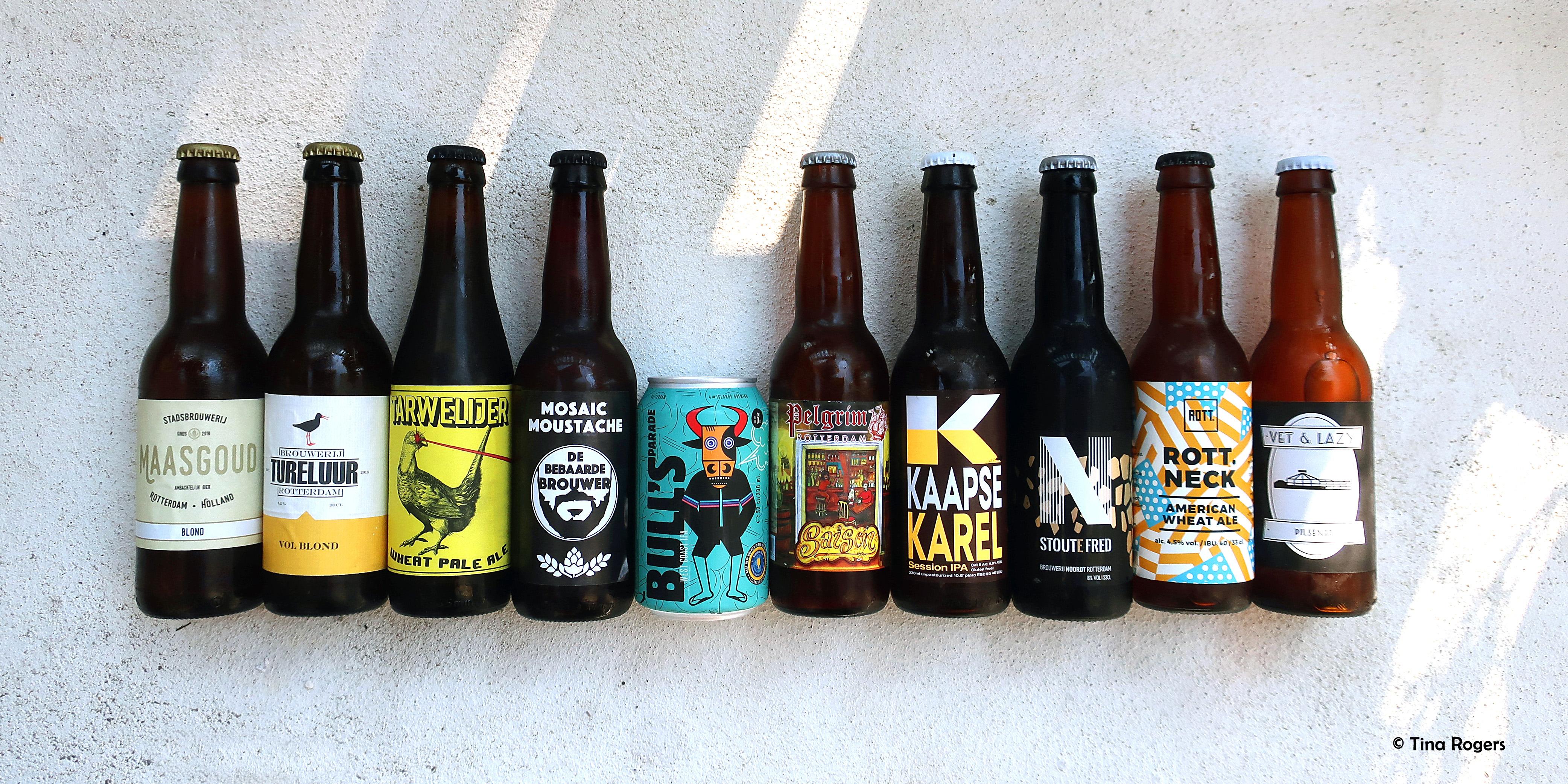 Rotterdam breweries