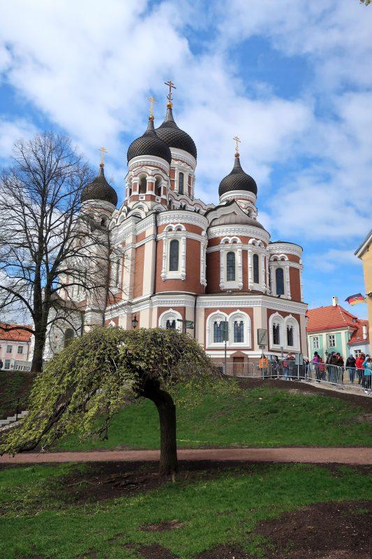 Tallinn Orthodox Cathedral