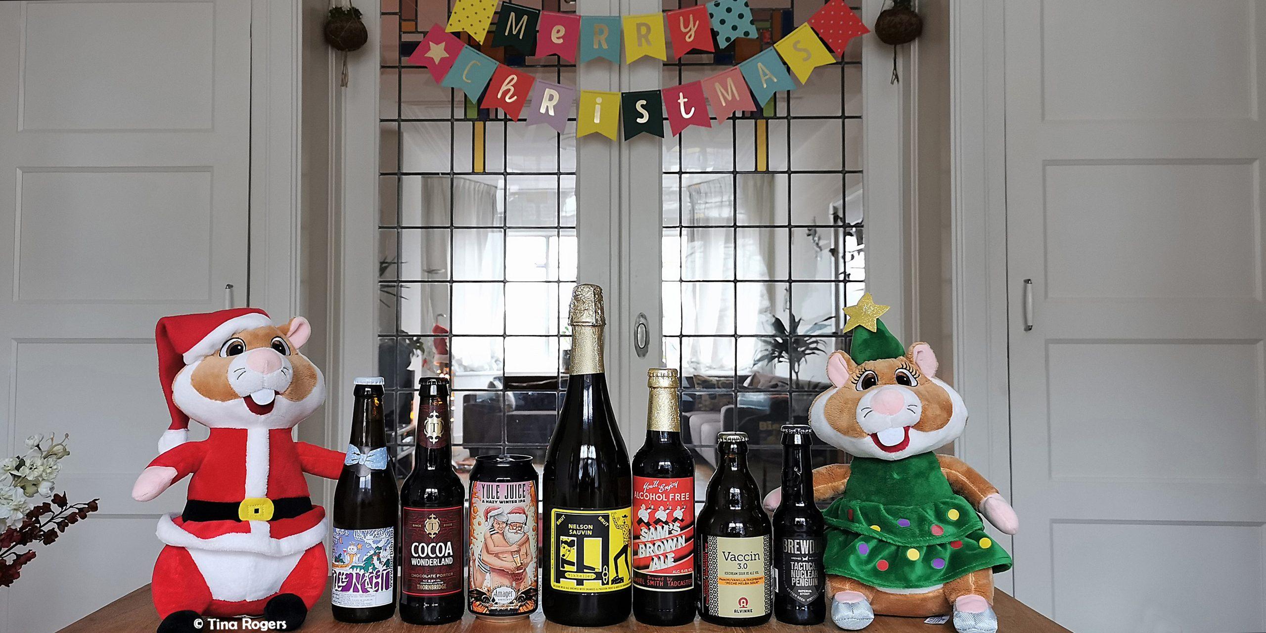 Tis the season christmas beer