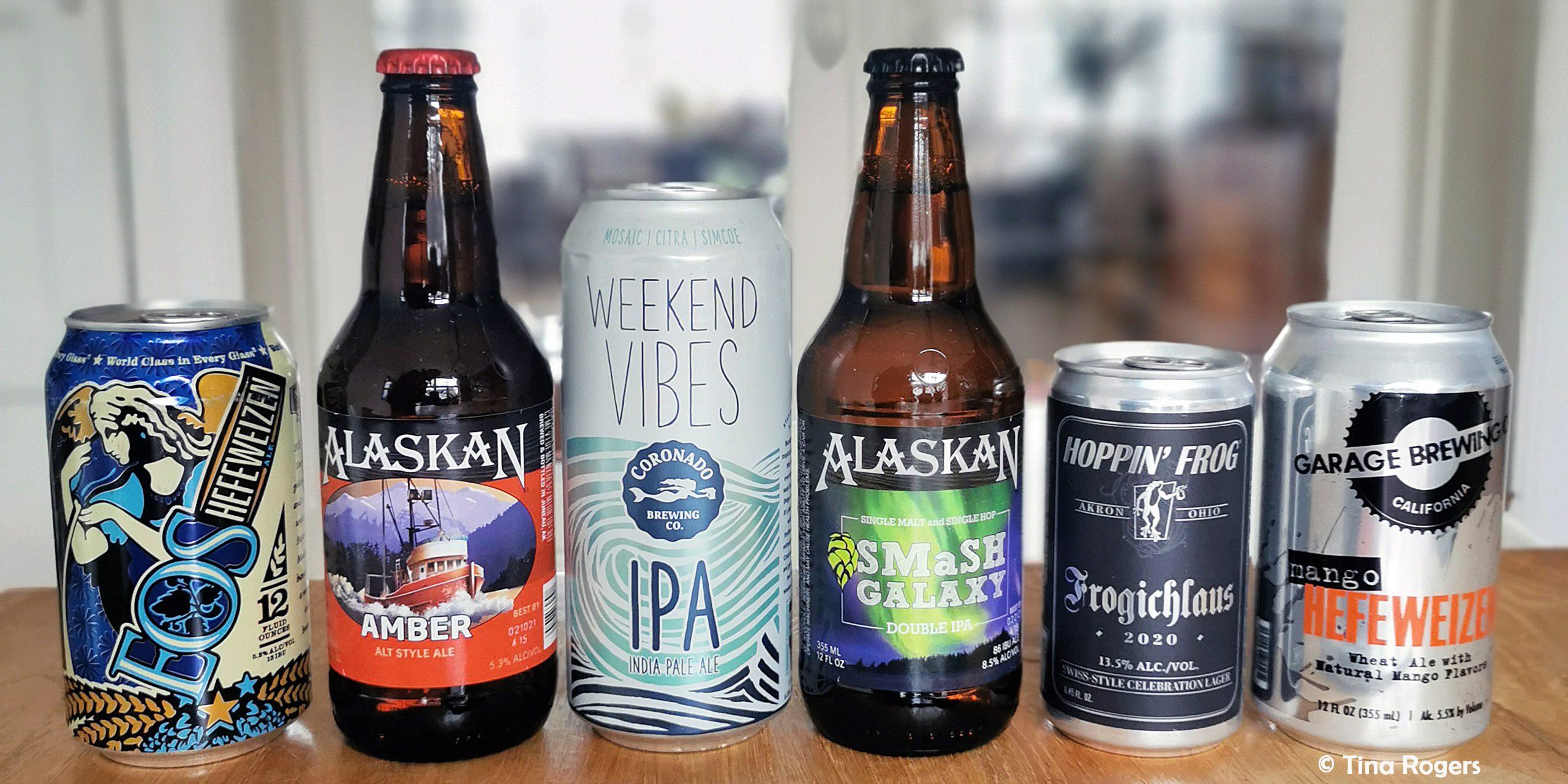 USA Craft Beer Tasting - Brewers Association